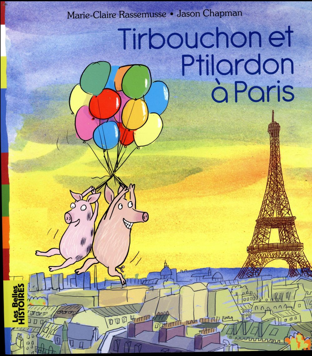 TIRBOUCHON ET PTILARDON A PARIS